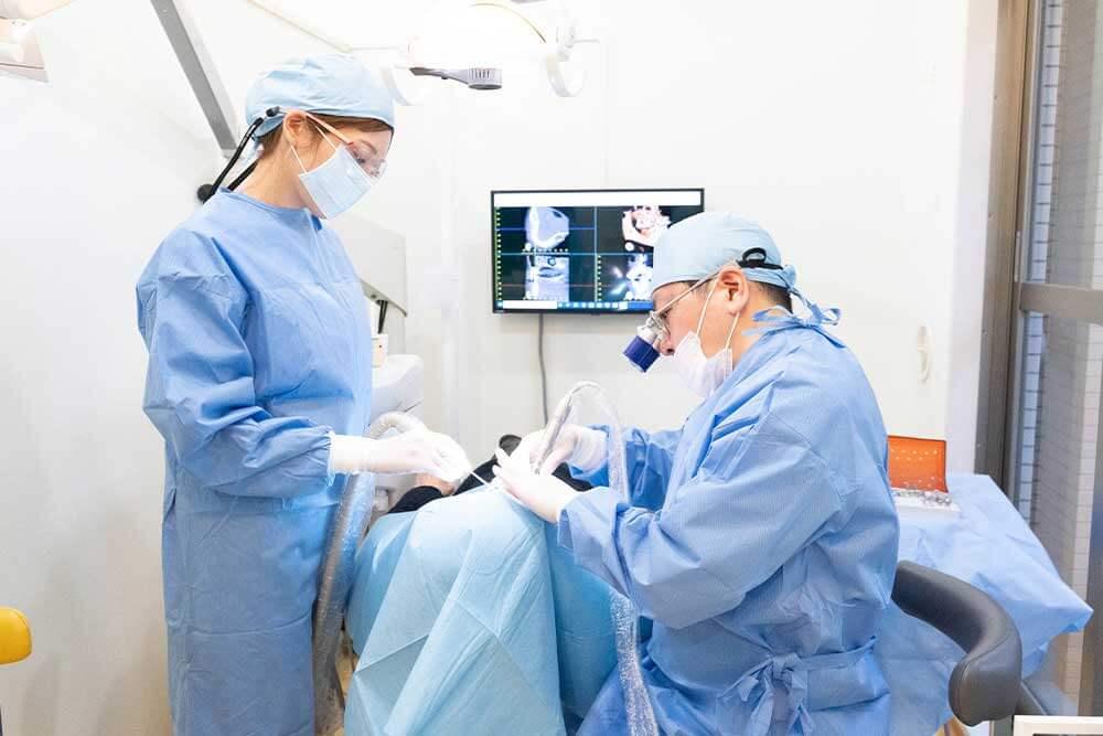 歯周外科手術